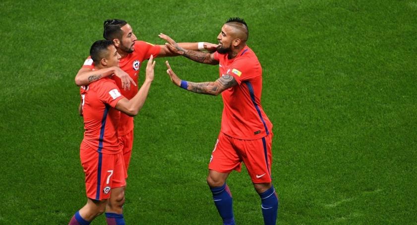 Прогноз на матч: Чили - Австралия и Германия - Камерун