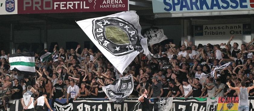 Sturm Graz - Hartberg. Pontul lui IulianGGMU