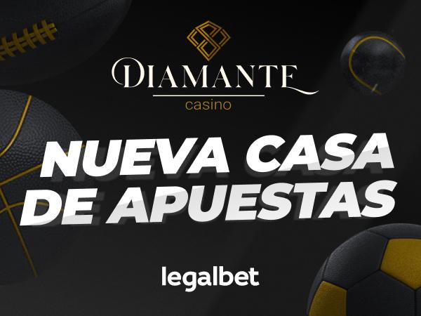 Legalbet.mx: Diamante Casino llega a México ¡Ven y disfruta de esta nueva casa de apuestas!.
