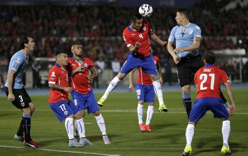 Чили – Уругвай: прогноз на групповой этап Кубка Америки