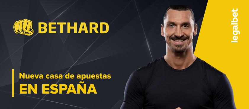 ¡Nueva casa de apuestas TOP en España!