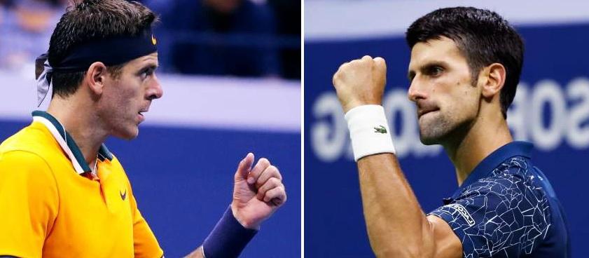Novak Djokovic - Juan Martin del Potro. Pontul lui Mihai Mironica