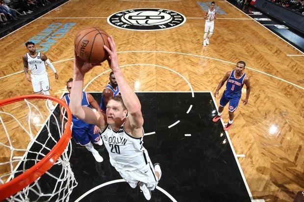 Регулярный чемпионат NBA. Битва за Нью-Йорк. Прогноз на матч Нью-Йорк - Бруклин Нетс