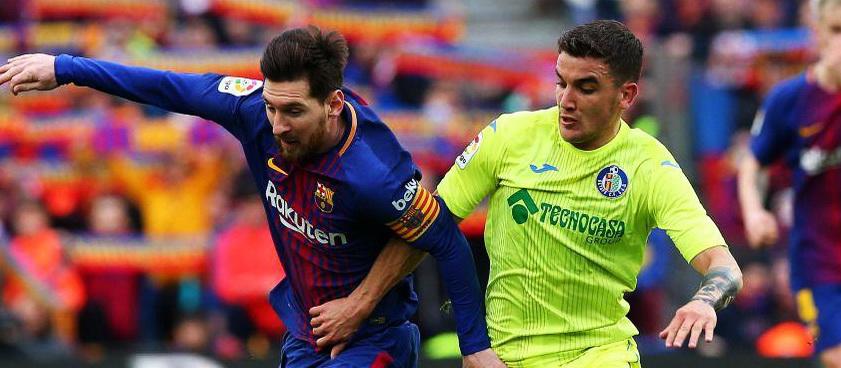 Getafe CF - FC Barcelona: Pronosticuri Pariuri Primera División
