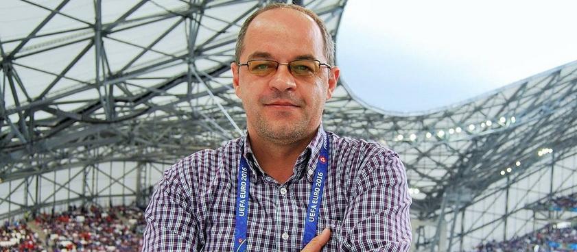 Cu Adrian Soare despre fotbal, pasiune, fotbal