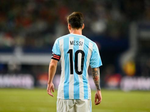 Messi quiere asaltar el Mineirao