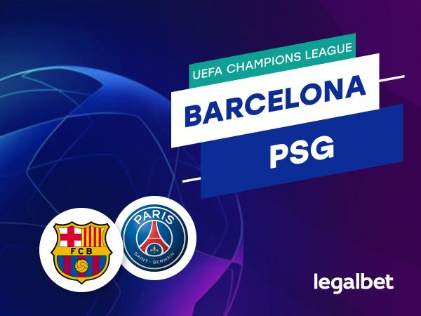 """Cristian M: Barcelona - PSG, ponturi Champions League. Derby-ul """"optimilor"""" se joacă pe Camp Nou. Francezii caută revanșa după umilința din 2017!."""