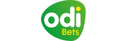 The logo of the bookmaker Odibets - legalbet.com.gh