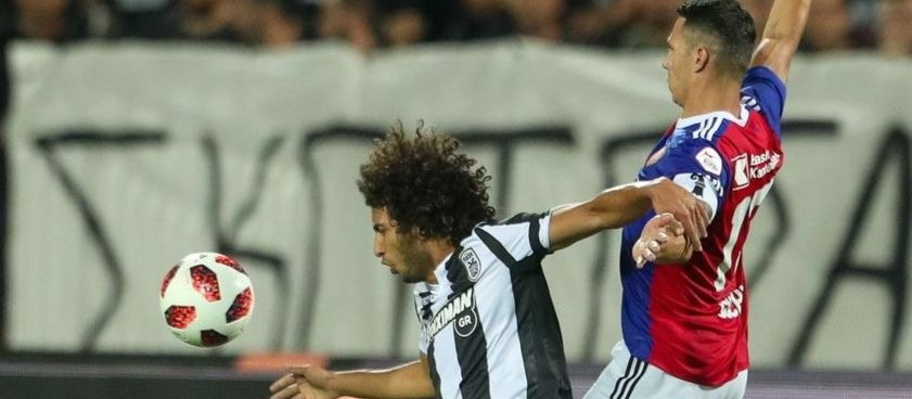 FC Basel - PAOK. Pontul lui AndreiBVB