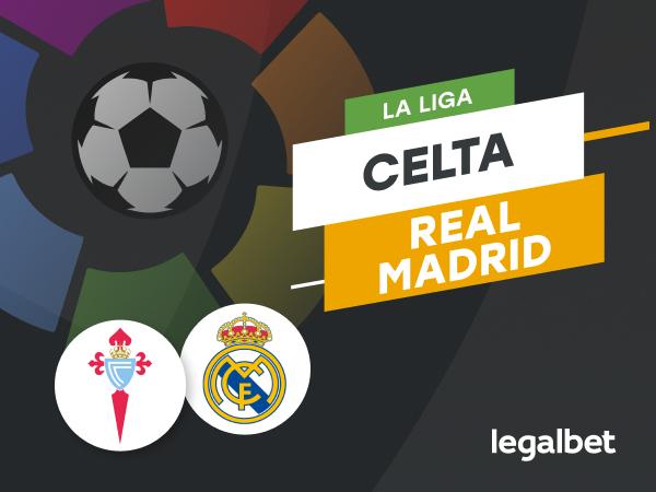 Antxon Pascual: Apuestas Celta - Real Madrid.