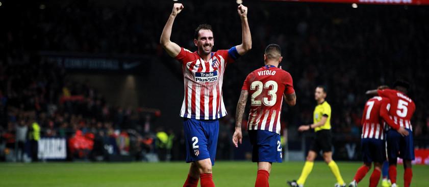 Pronóstico Atlético de Madrid - Sevilla, La Liga 2019