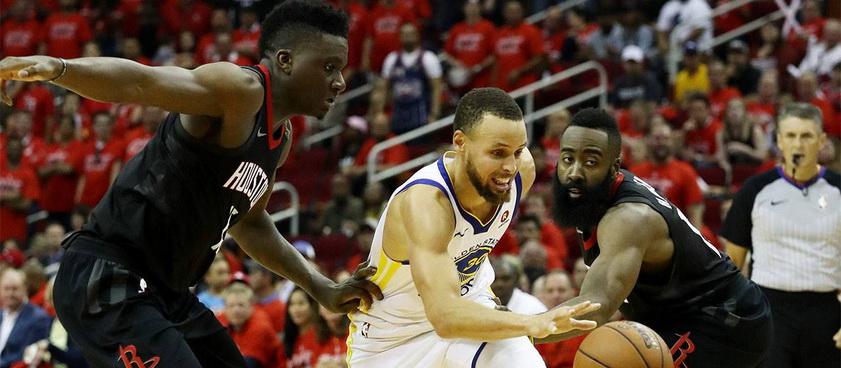 Houston Rockets - Golden State Warriors. Ponturi NBA