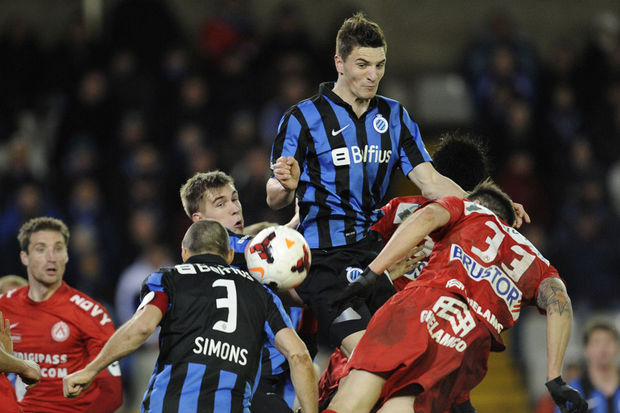 Kortrijk - Club Brugge