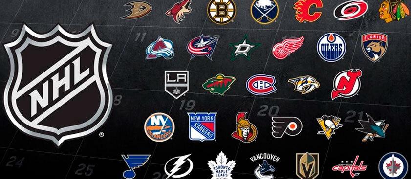 Когда возобновится НХЛ?