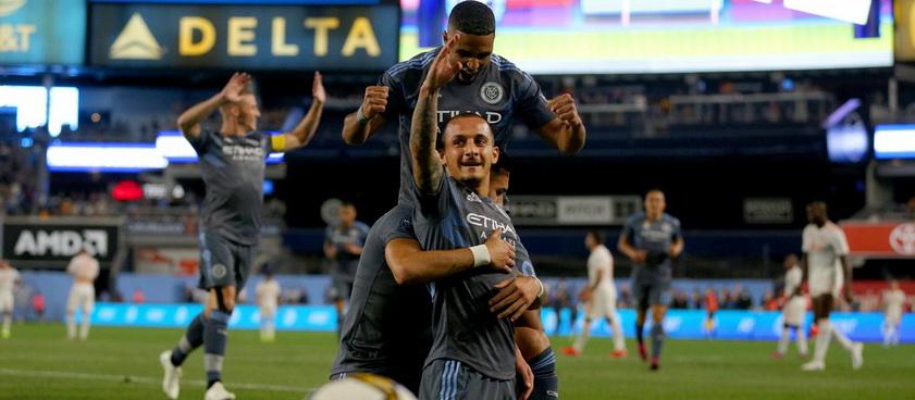New England Revolution vs New York City: Ponturi pariuri Major League Soccer