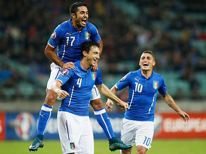 Прогноз на матч Бельгия – Италия: команда Конте не проиграет