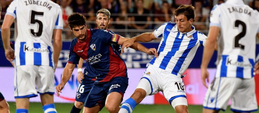 Pronóstico Real Sociedad - Eibar, La Liga 2019