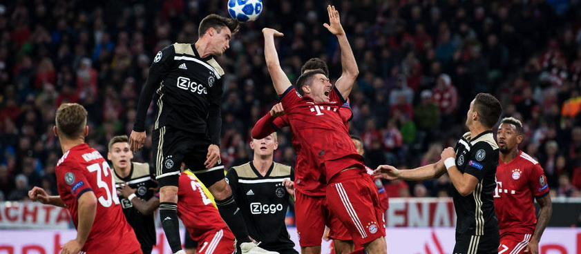 Ajax Amsterdam - Bayern Munchen. Pronosticuri Liga Campionilor
