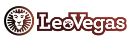 Casas de apuestas LeoVegas logo - legalbet.es