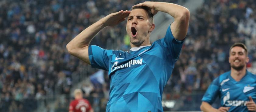 Питерский «Зенит» — фаворит предстоящего матча с португальской «Бенфикой»