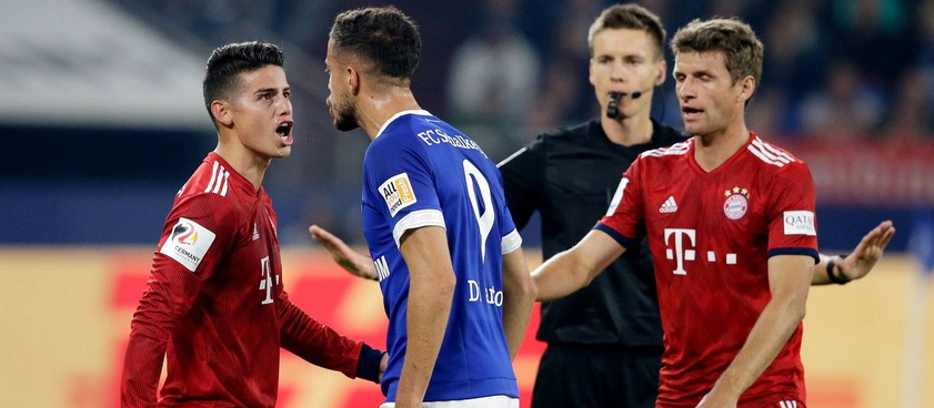Schalke 04 - Bayern Munchen. Pronosticuri Bundesliga