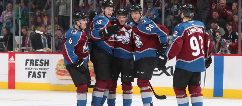Colorado Avalanche - Carolina Hurricanes: Predictii hochei pe gheata NHL
