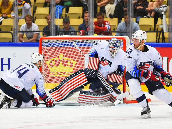 Владимир Сирин: Прогноз на матч США - Великобритания: первое противостояние в истории хоккея.