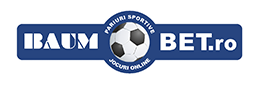 The logo of the sportsbook Baumbet - legalbet.ro