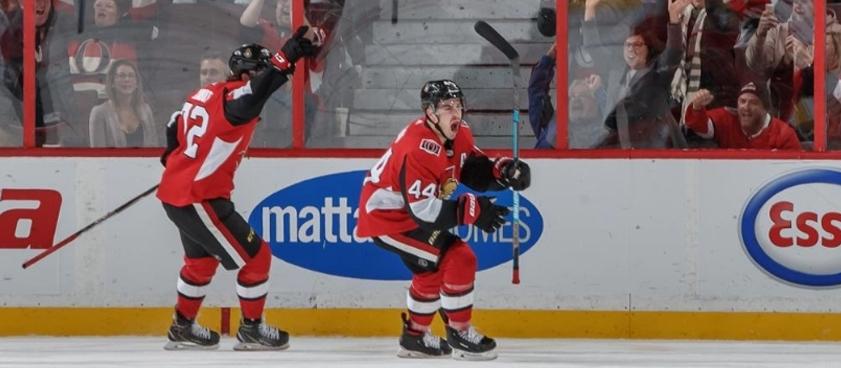 Прогноз на матч НХЛ «Оттава» — «Каролина»: в ожидании первой победной серии