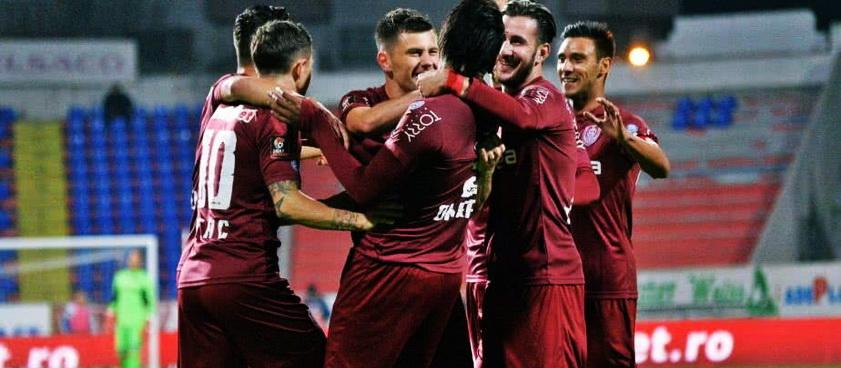 CFR Cluj - FC Botosani. Predictii Pariuri Liga 1
