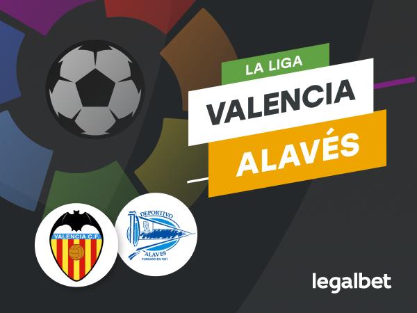 Antxon Pascual: Apuestas Valencia - Alavés.