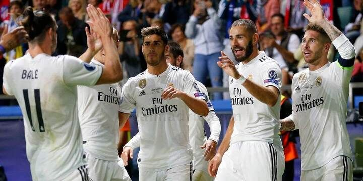 «Реал Мадрид» «Шахтер»