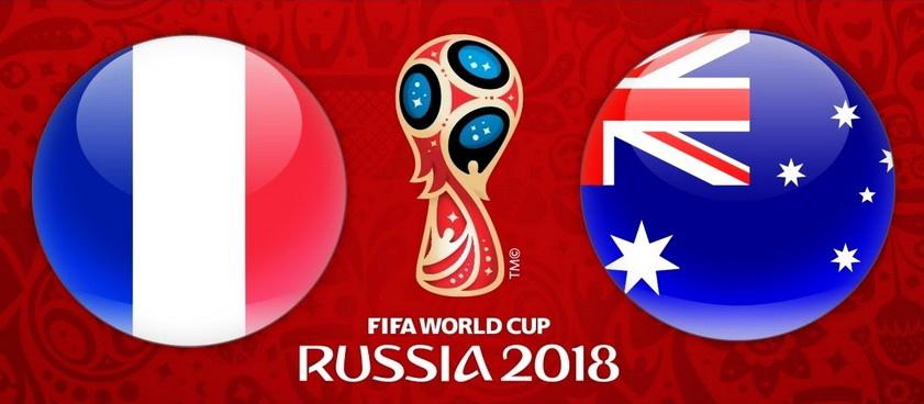 CM 2018: Franța - Australia. Pontul lui Karbacher