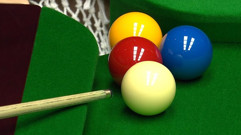 Snowball Snooker. International Championship. Day 3