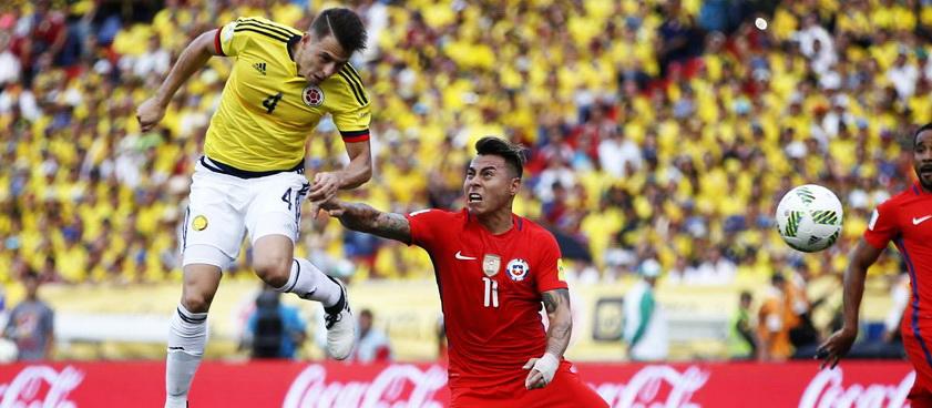 Columbia - Chile. Predictii Pariuri Copa America