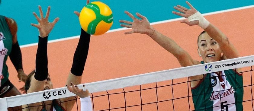 «Локомотив» – «Енисей»: прогноз на чемпионат России по волейболу среди женщин