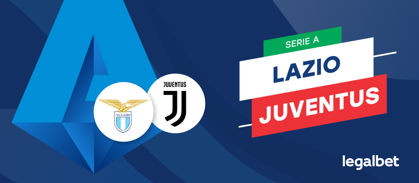 Apuestas y cuotas Lazio - Juventus, Serie A 2020/21