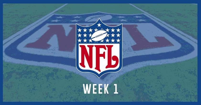 ??? NFL: Dolphins vs Ravens: Week 1 ⚡️