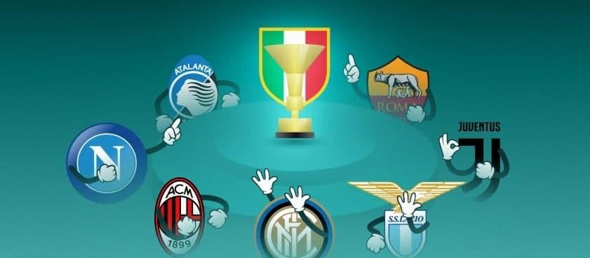 La batalla por el Scudetto - ¿Cómo están las apuestas de Serie A 2020/21?