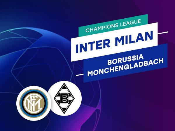 Mario Gago: Apuestas y cuotas Inter de Milán - Borussia Monchengladbach, Champions League 2020.