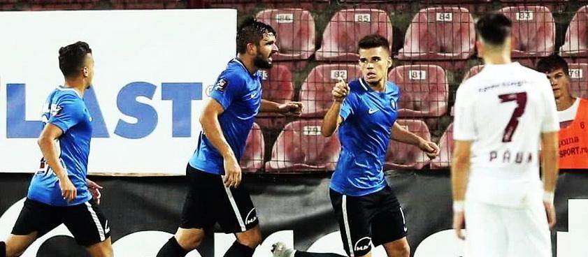 FC Viitorul - CFR Cluj. Ponturi pariuri sportive Liga 1 Betano