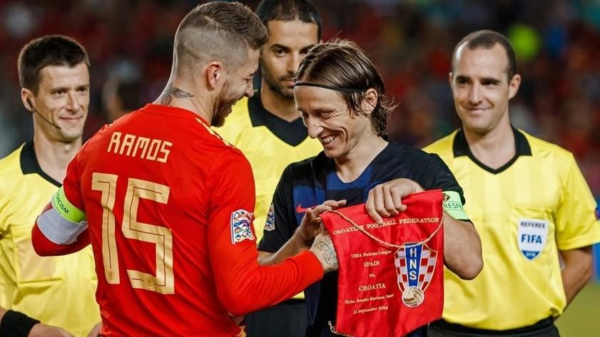 Лига наций УЕФА. Лига A. Хорватия - Испания. Прогноз на матч
