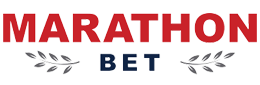 The logo of the bookmaker MarathonBet - legalbet.uk