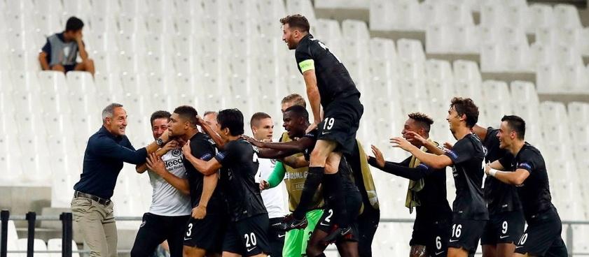 Frankfurt - Marseille: Ponturi pariuri Europa League