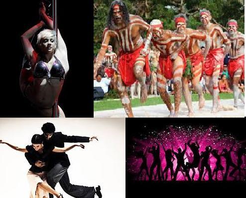 Жаркие танцы. Эротика против балета.