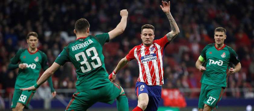 «Локомотив» – «Атлетико Мадрид»: прогноз на матч Лиги Чемпионов