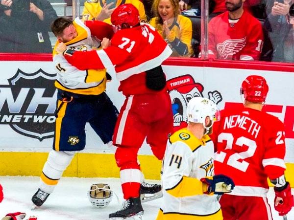Константин Федоров: Прогноз на матч НХЛ «Рейнджерс» — «Ред Вингз»: возьмут ли гости пример с Оттавы?.