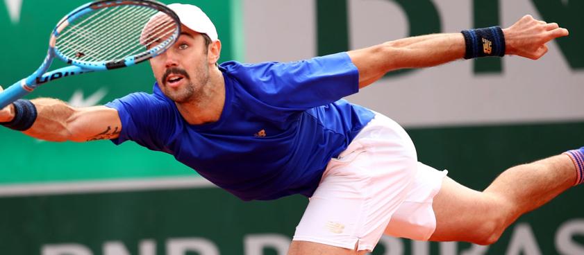 Джордан Томпсон – Дамир Джумхур: прогноз на теннис от Voland96
