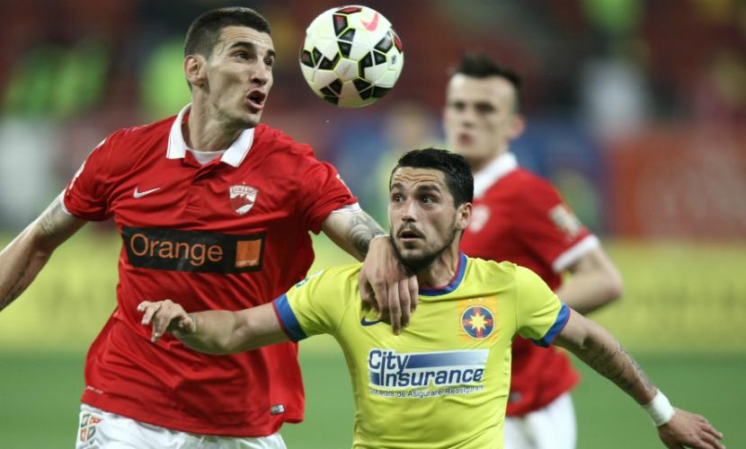 Romania Playoff: Steaua vs Dinamo