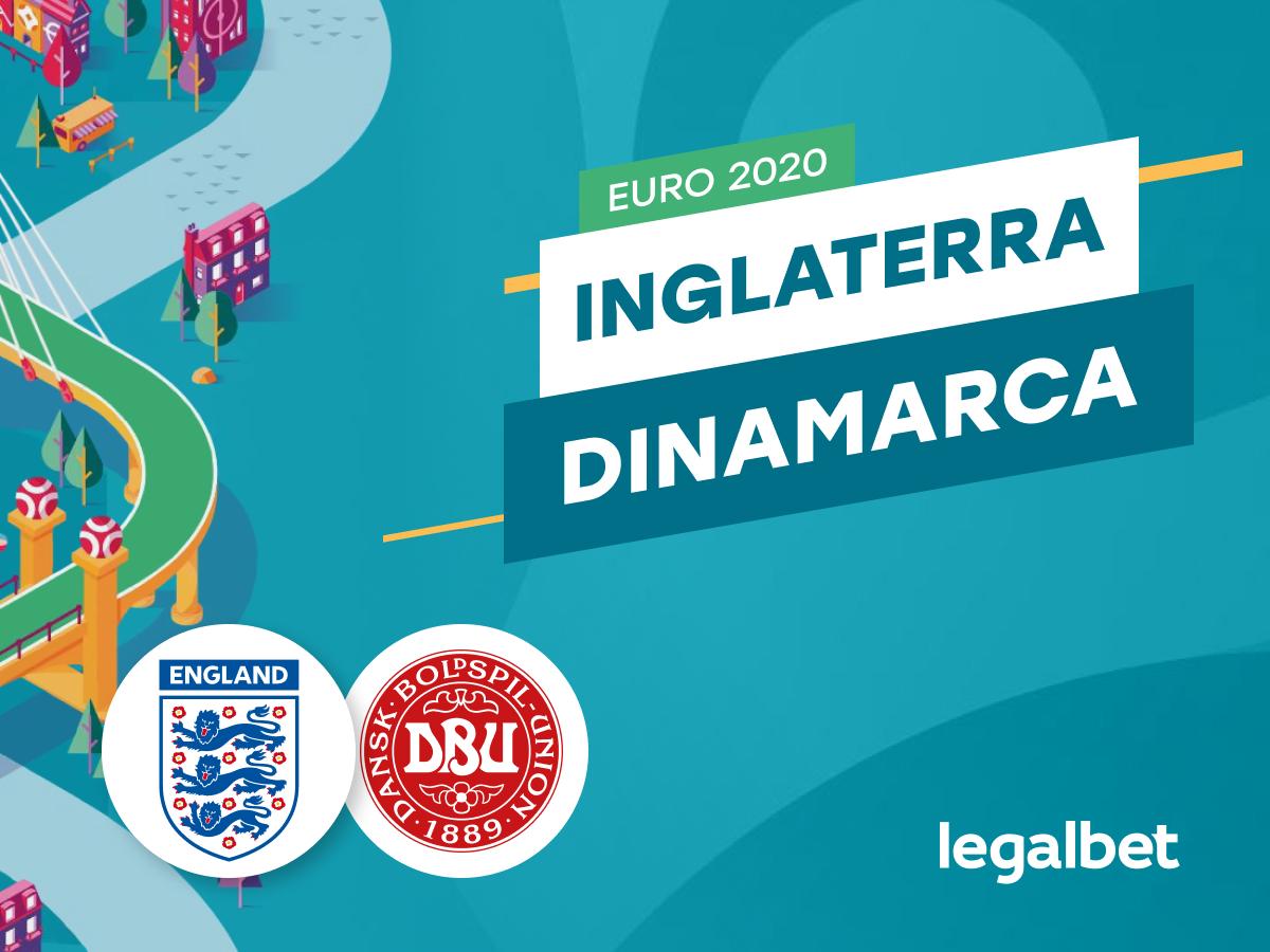 Antxon Pascual: Apuestas y cuotas Inglaterra - Dinamarca, EURO 2020.
